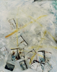 "oil on canvas 47"" x 59"""