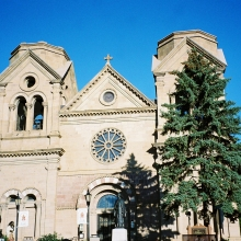 Cathedral Basilica of St. Francis of Assisi, Santa Fe, New Mexico