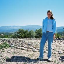 Private Labyrinth near Santa Fe, New Mexico