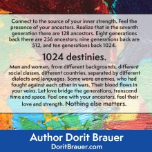 1024 Destinies