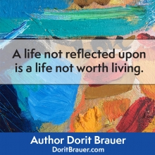 A Life Not Reflected Upon