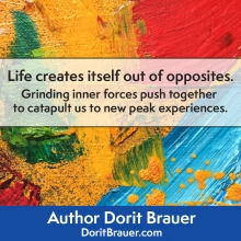 Life Creates Itself Out of Opportunities