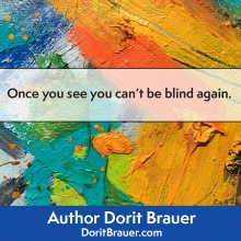 Once You See You Can't Be Blind Again