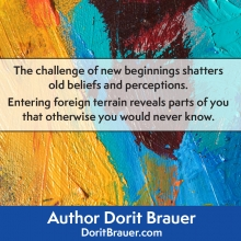 The Challenge of New Beginnings