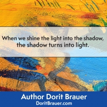 The Shadow Turns into Light