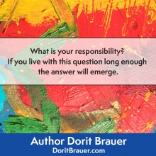 What is Your Responsibility?