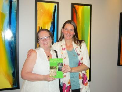 Dorit Brauer's Book Party Pittsburgh 2012