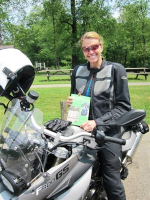 Girls Don't Ride Motorbikes Book Review