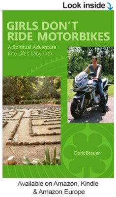 Girls Dont Ride Motorbikes Book